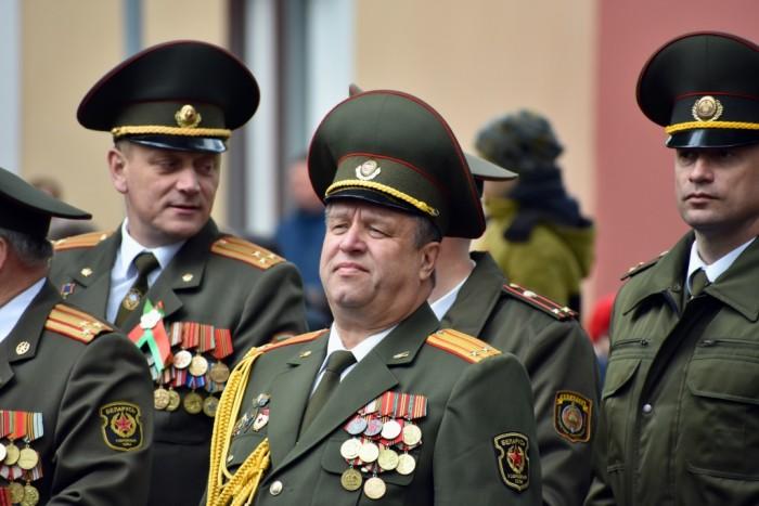 Волковыск отпраздновал День Победы над немецко-фашистскими захватчиками